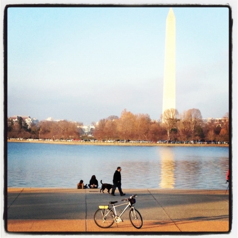 12.11.12 Clear Monumental Bicycle Shot