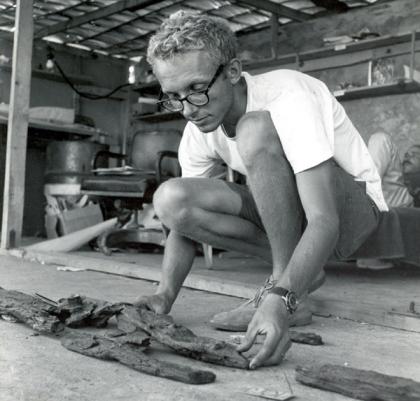 Fred Van Doorninck at Yassi Ada